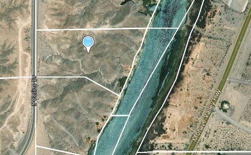 19 Acres - Riverfront - Laughlin, NV - Zetabid on